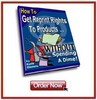 Thumbnail *HOT!* Learn How To Get Products And Resale Rights Free