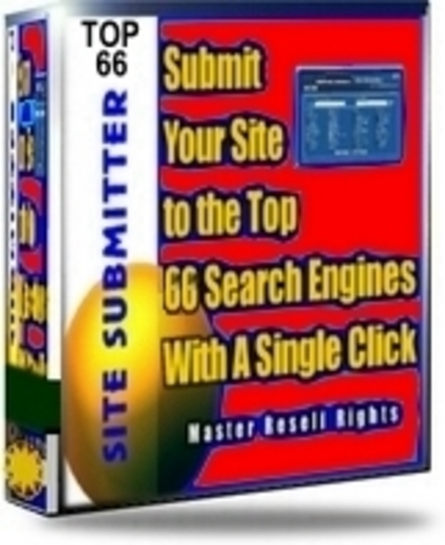 Product picture *HOT!* Advanced Site Submitter