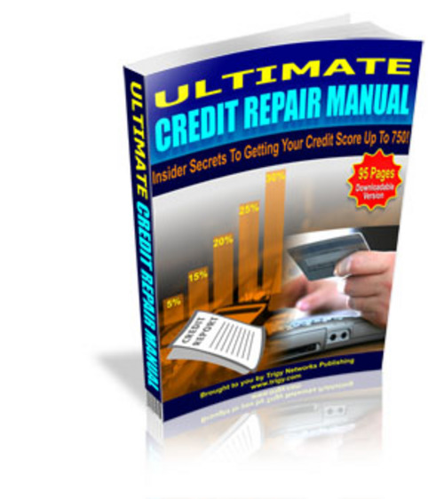 Product picture *HOT!* Ultimate Credit Repair Manual