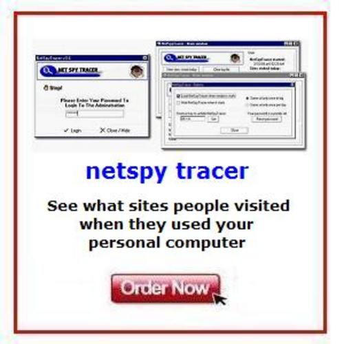 Product picture *NEW!* NetSpy Protects Your Children See Sites They Visit