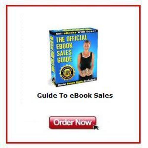 Product picture *NEW!* The Official eBook Marketing and Sales Guide