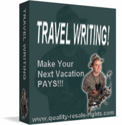 Product picture *HOT!* Guide To Becoming a Travel Writer and Photographer