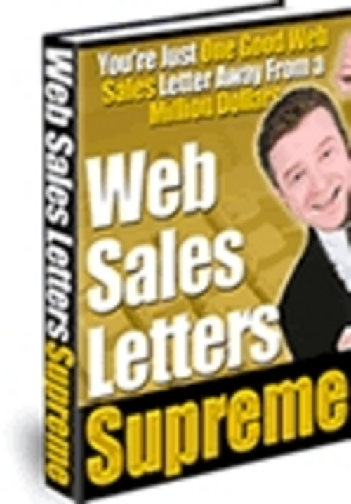 Product picture *HOT!*Unique  of 37 Proven, Successful Sales Letters
